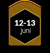 12-13 juni 2020